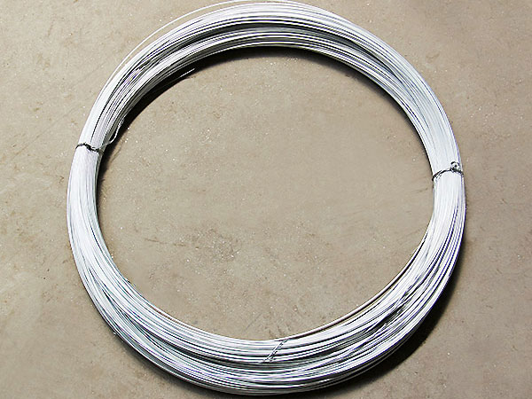 BWG17 Galvanized Iron Wire