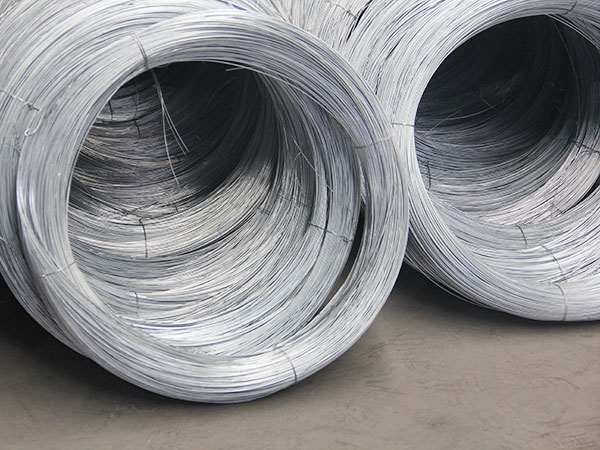 BWG8 Galvanized Iron Wire
