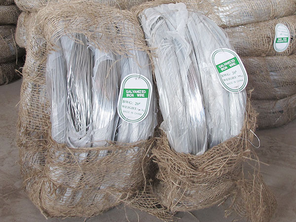 BWG20 Galvanized Iron Wire